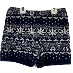 BDG Sweater knit Shorts Teen Size M.